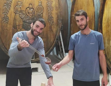 Cédric MICHAUX et Vincent MICHAUX