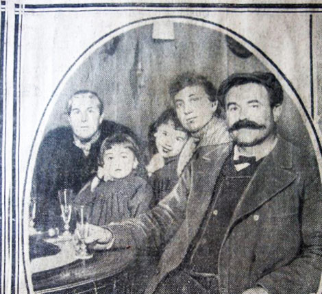 Edmond Dubois & Blanche LEPAGE